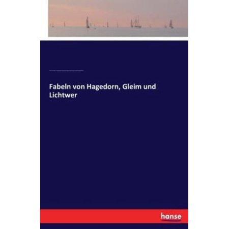 Fabeln Von Hagedorn, Gleim Und Lichtwer - image 1 de 1