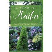 A Year of Haiku (Paperback)