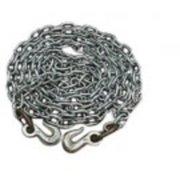 14' Tow Chain With Eye Grab Hooks Baron Chain 5546-39 042453554631