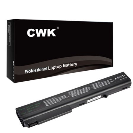 CWK Long Life Replacement Laptop Notebook Battery for HP Compaq 7400 8200 8400 8500 8510p 8510w nw8240 8510w 8710w nw9440 8510w NX 7300 7400 NC 8230 8430 8700 8710p nw8200 8200 Series Notebooks
