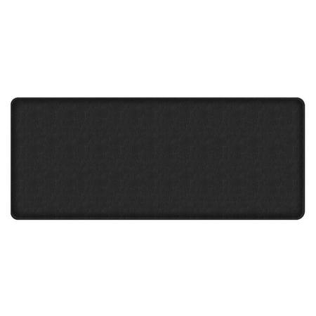 "GelPro Classic Anti-Fatigue Kitchen Comfort Mat 20x72"" Quill Black"