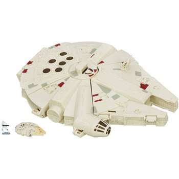 Star Wars Micro Machines Millennium Falcon Playset