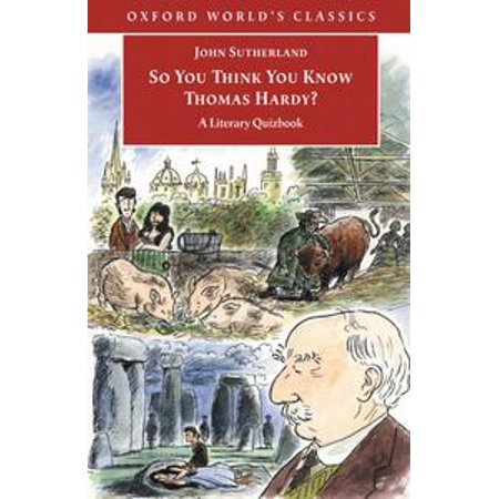 So You Think You Know Thomas Hardy? - eBook