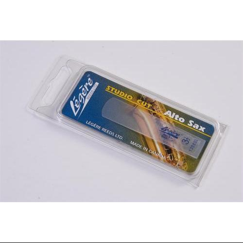 Legere Synthetic Studio Cut Alto Sax Reed (1.5)