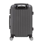 "Best Suitcases - Ktaxon 20"" Hardshell Travel Bag Lightweight Carry-on Spinner Review"