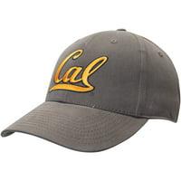 Cal Bears Team Basic Adjustable Hat - Charcoal - OSFA