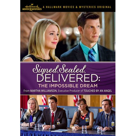 Signed, Sealed, Delivered: The Impossible Dream (DVD)