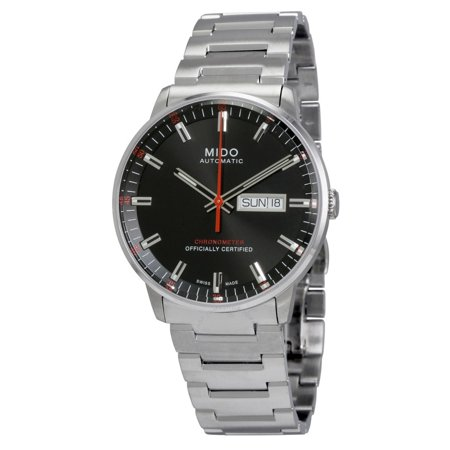 Commander II Automatic Black Dial Mens Watch M021.431.11.051.00