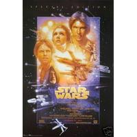 Star Wars IV Movie Poster - Episode 4 - New 24x36