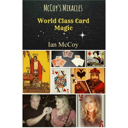 McCoy's Miracles: World Class Card Magic - eBook (Best Magic Card In The World)