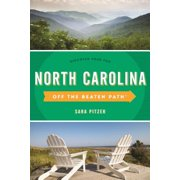 North Carolina Off the Beaten Path® - eBook