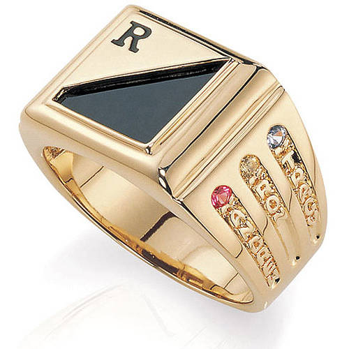 Keepsake Personalized Treasures Men's Ring