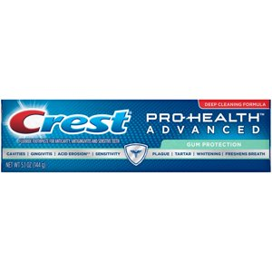 Crest Pro-Health Advanced Gum Protection Toothpaste, 5.1 Oz