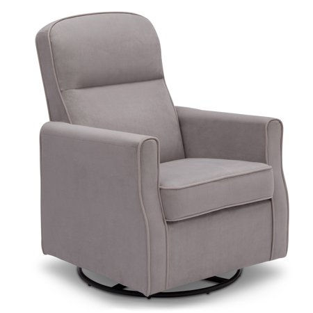 Delta Children Clair SLIM Nursery Glider Swivel Rocker