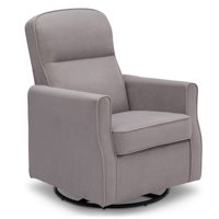 Product Image Delta Furniture Clair Slim Nursery Glider Swivel Rocker Chair