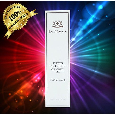 Le Mieux Phyto Nutrient Cleansing Gel SUPER FRESH 6oz_180ml New In - Nutrient Face