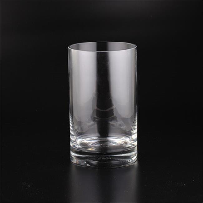 Diamond Star 40553 10 x 6 in. Glass Cylinder, Clear