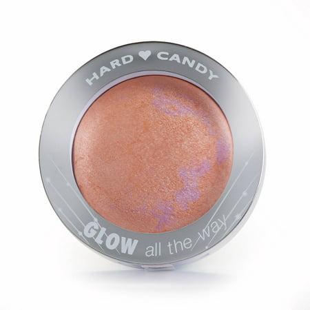 Hard Candy Blush Crush Baked Blush, 0127 Honeymoon Peach, .09