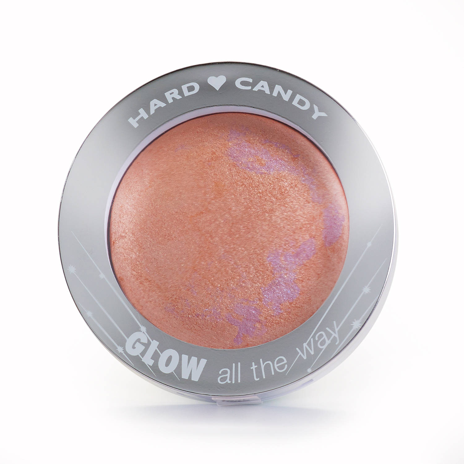 Hard Candy Blush Crush Baked Blush, 0127 Honeymoon Peach, .09 oz