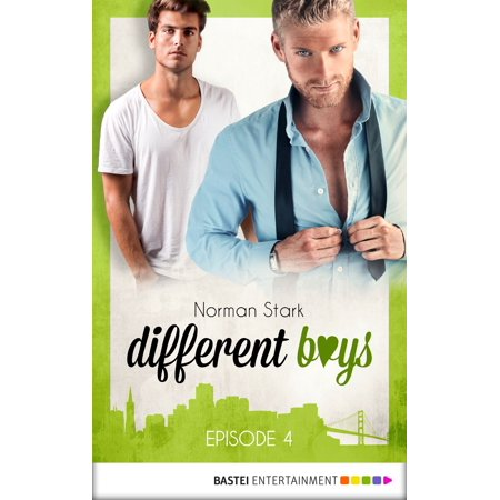 different boys - Episode 4 - eBook