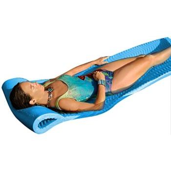 Robelle Premium Foam Pool Float, Marina Blue