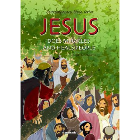 Jesus Does Miracles and Heals People, Retold - Miracle Of Jesus