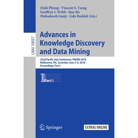 Advances in Knowledge Discovery and Data Mining -