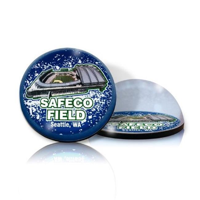 Paragon Innovations Company SafecoMAGSTADIUM MLB Safeco Field Crystal Magnet