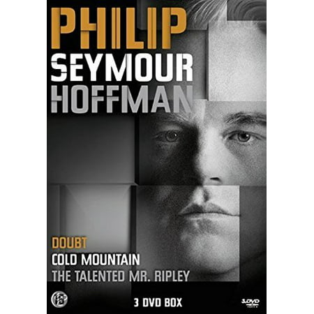 Philip Seymour Hoffman Collection - 3-DVD Box Set ( Doubt / Cold Mountain / The Talented Mr. Ripley ) [ NON-USA FORMAT, PAL, Reg.2 Import - Netherlands