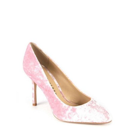 Katy Perry The Sissy Crushed Velvet Cameo Rose Pump, Size 9 M
