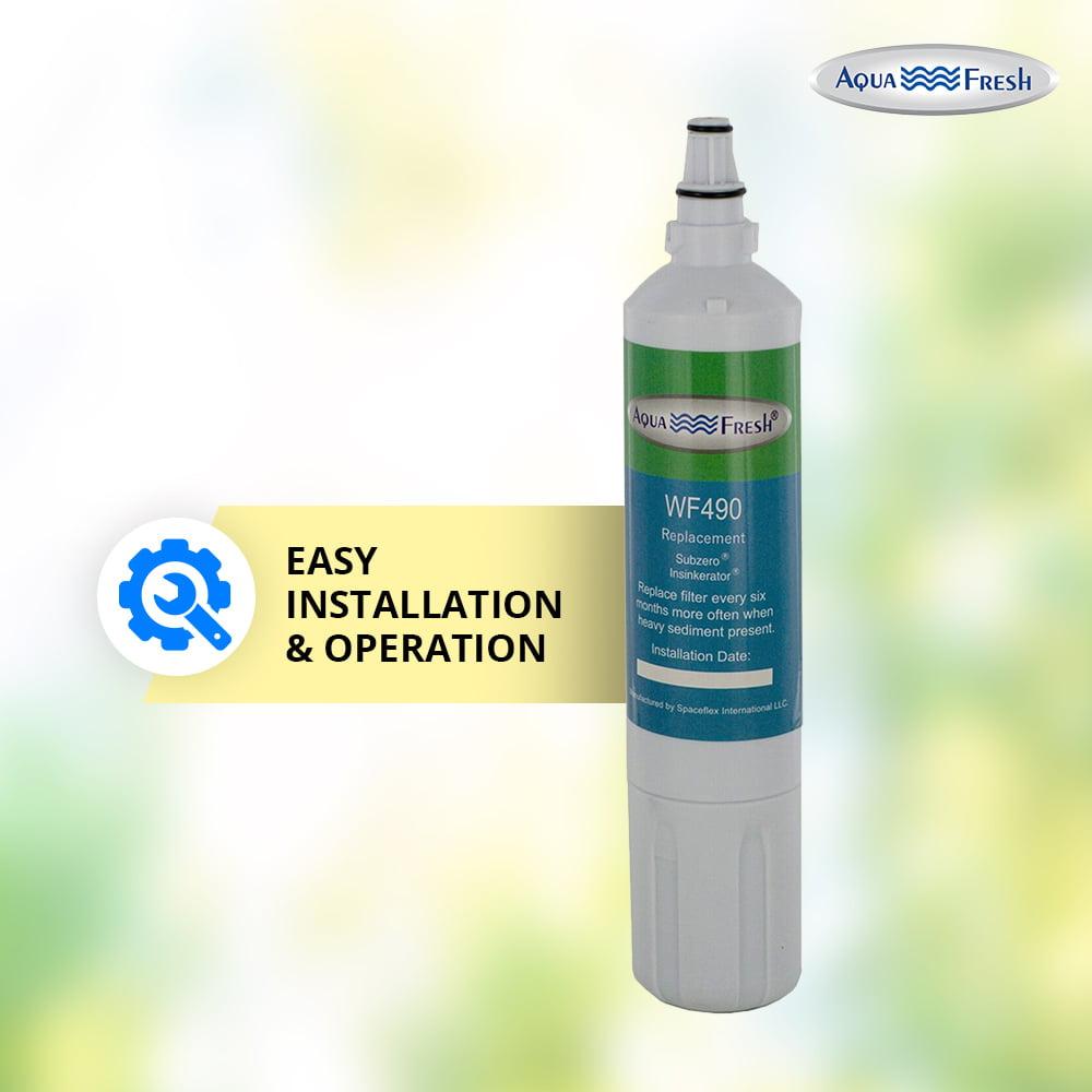 Sub Zero 4204490 Water Filter Certified To NSF ANSI Standard 42