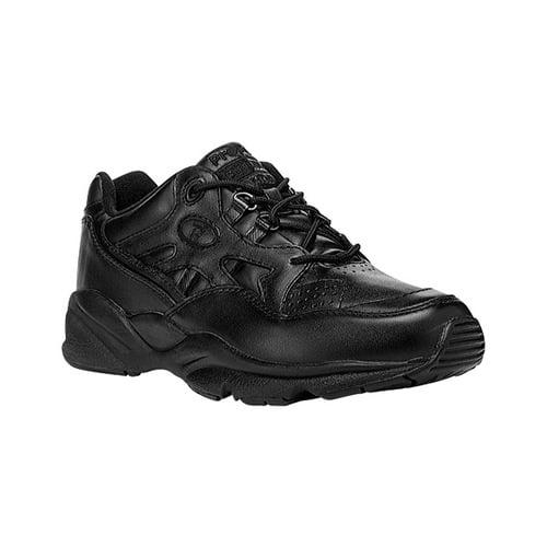 2E Propet Womens Stability Walker Shoe White 8 X