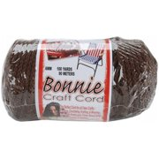 Pepperell Braiding BB6-100-009 Bonnie Macrame Craft Cord 6mm 100 Yards