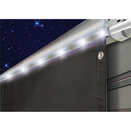 Valterra A30-0750 Awning Drape with Solar Rope Lights