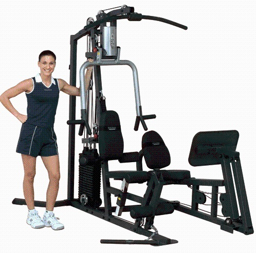 Body-Solid G3S Selectorized Home Gym W/ Leg Press (GLP) 210 lb. Stack *NEW*