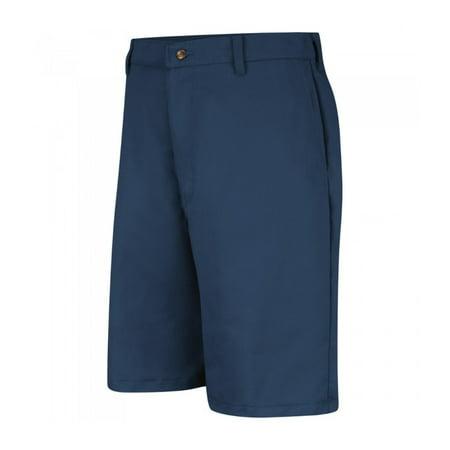 PC26 cotton casual plain front short
