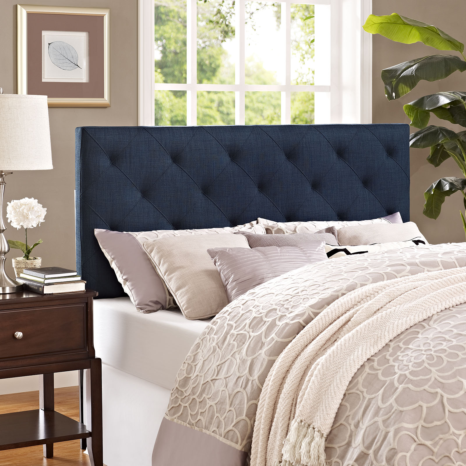 Modway Theodore Queen Upholstered Headboard