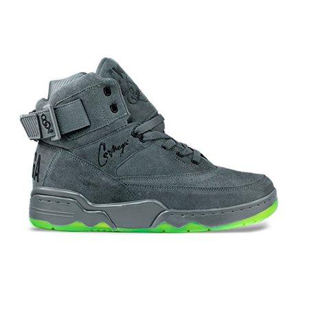 532d01a68d3 Patrick Ewing - Patrick Ewing Basketball Shoes 33 HI MEGA Cormega 8&9  1EW90239-056 Castlerock Lime - Walmart.com