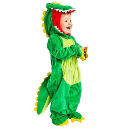 Infant Gator Costume~Infant Gator (Children's Alligator Costume)
