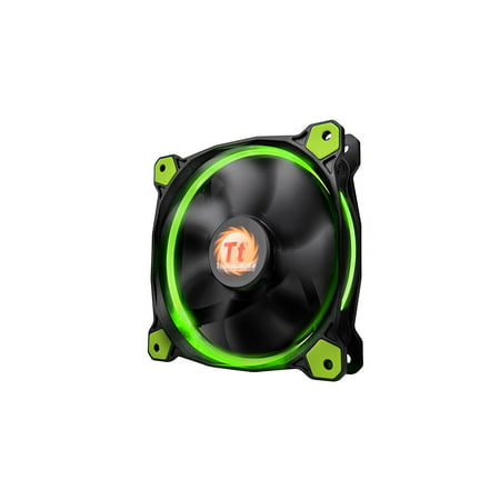 Thermaltake Riing 12 High Static Pressure LED Radiator (Best Static Pressure Fans 140mm)
