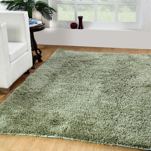 Affinity Linens Affinity Hand-woven Sage Area Rug