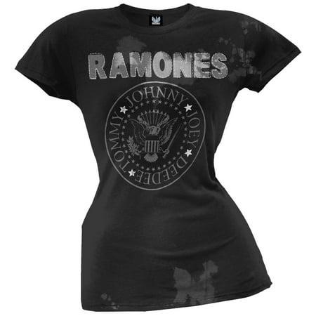 Ramones - Eagle All-Over Premium Juniors T-Shirt