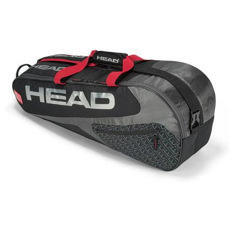 HEAD Elite 6R Combi Tennis (Best Tennis Bags Heads)