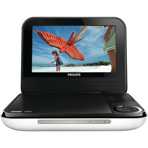 Philips 7-Inch Widescreen Portable DVD Player (PD700) by Philips