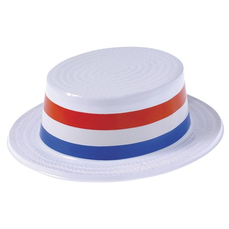 PLASTIC PATRIOTIC SKIMMER HATS 5e12572e86c