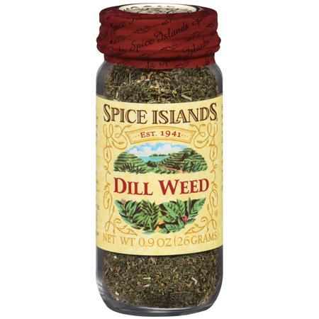 Spice Islands? Dill Weed 0.9 oz. - Spice Island Ground