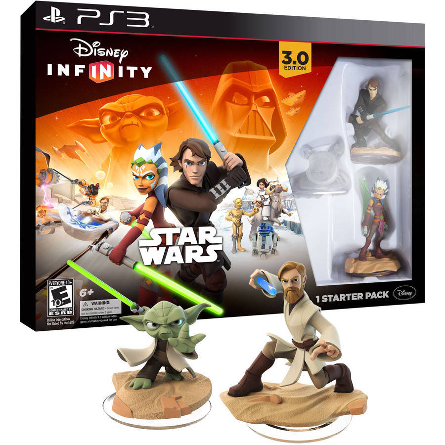 Disney Infinity 3.0 Starter Pack + Playset (PS3)