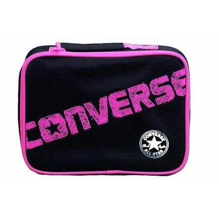 Converse - Converse Girl s 4A5127 Insulated Lunch Bag - Walmart.com 18a7ec5e6f281