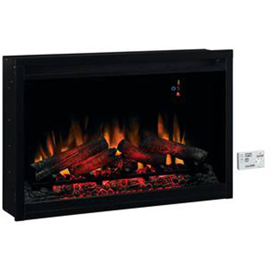 classic flame drew media infrared electric fireplace autumn