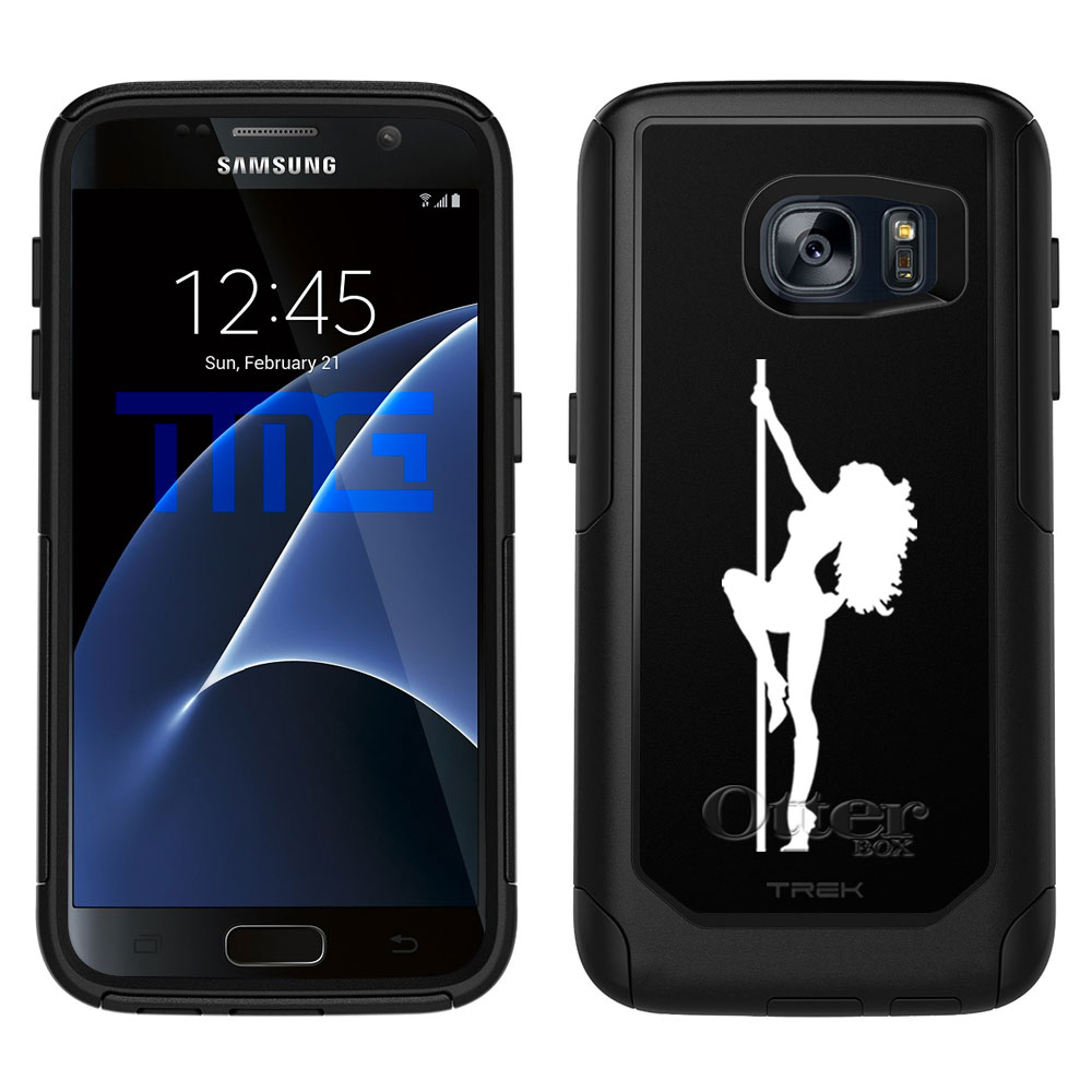 OtterBox Commuter Samsung Galaxy S7 Case - Silhouette Pol...
